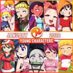 January 2020 HD pack