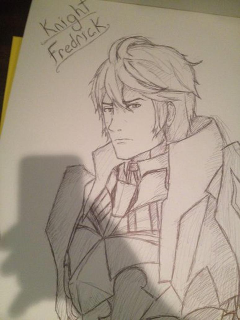 Knight Fredrick the Wary by TheDarkSoulsElitist