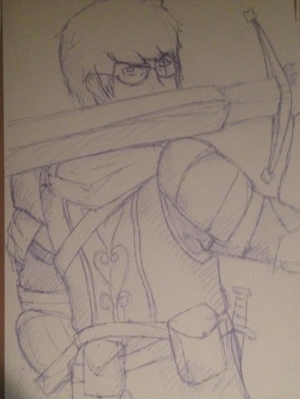 Elite Knight Rogue by TheDarkSoulsElitist