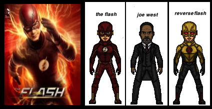 The Flash Season 2 Episode 11 by the-collector-13 on DeviantArt
