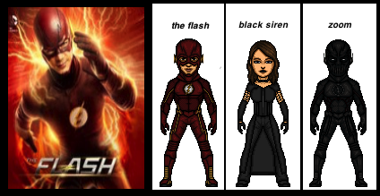 The Flash Season 2 Episode 22 by the-collector-13