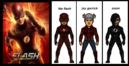 The Flash Season 2 Episode 23 by the-collector-13
