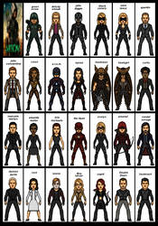 Arrow Season-4 by the-collector-13