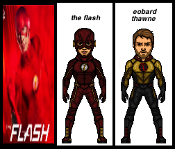 The Flash Season 3 Episode 1 by the-collector-13