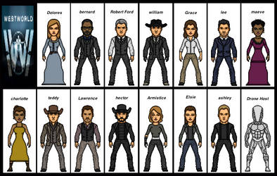 Westworld-TV-Show by the-collector-13
