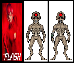 the flash season 3 episode 8 Dominator by the-collector-13