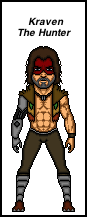 Black Panther's Quest-TV-Show-Kraven The Hunter by the-collector-13