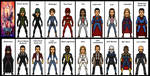 Crisis on Infinite Earths by the-collector-13