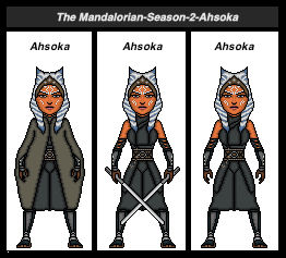 The Mandalorian-Season-2-Ahsoka