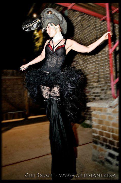 The Raven 2 by BeatriceBaumann