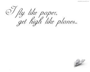 Paper Planes by abhijitdara