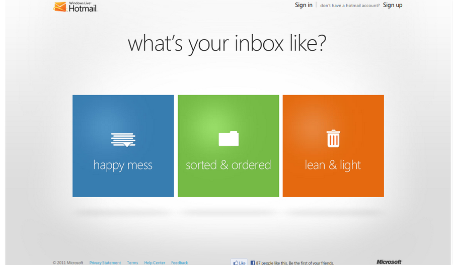 What's your inbox like? by jaycee13