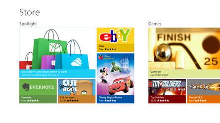 Windows Store by jaycee13