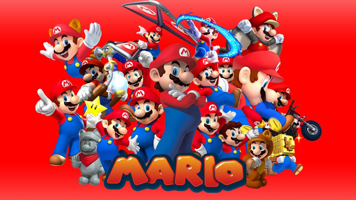 Mario Wallpaper by zupertompa on DeviantArt