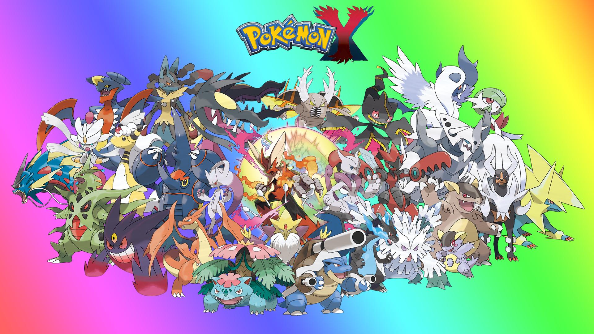 Pokemon Mega Evolutions By Zupertompa On Deviantart