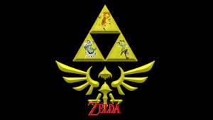 Zelda Hyrule Goddesses Wallpeper