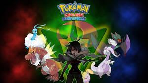 Pokemon Zinnia wallpaper
