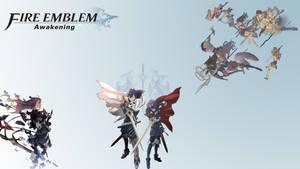 Fire Emblem Awakening wallpaper