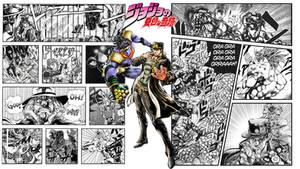 Jojo's Bizarre Adventure Part 3 Wallpaper