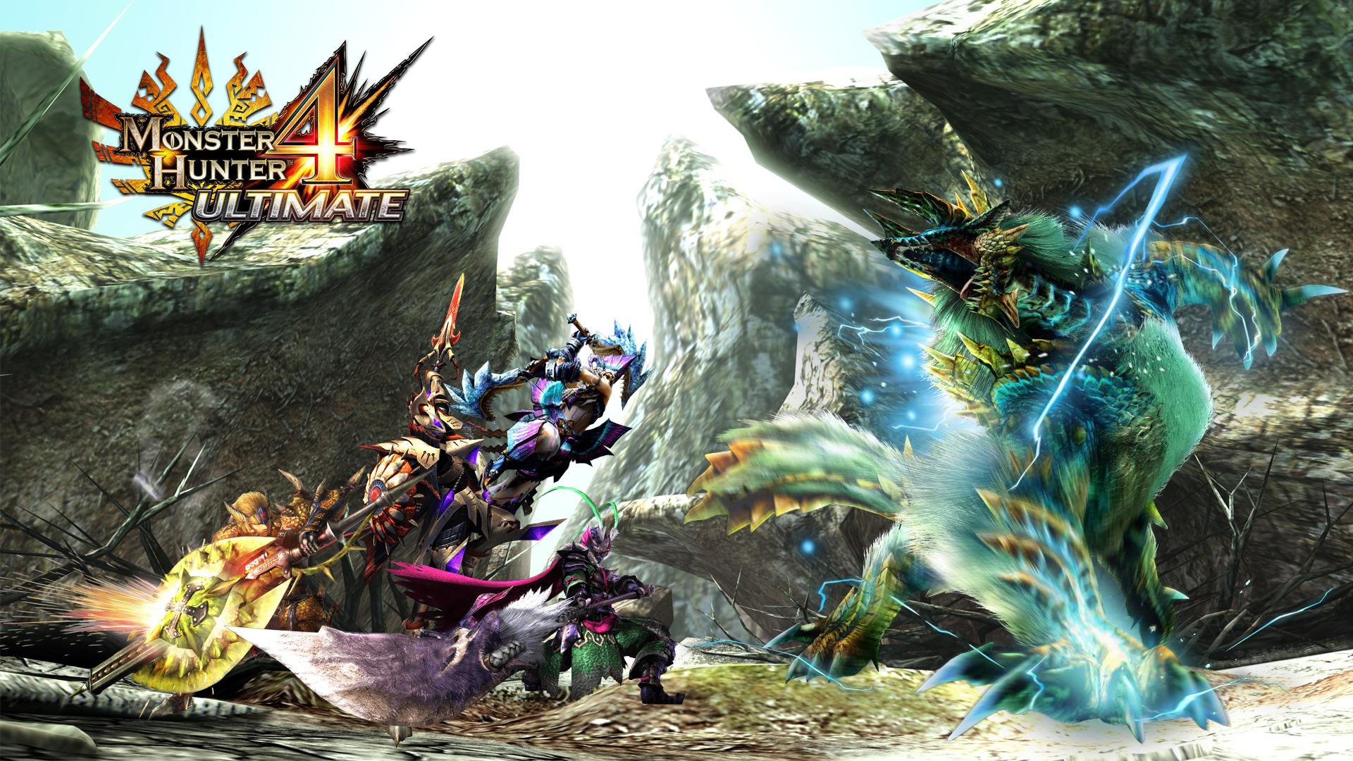 Monster Hunter 4 Ultimate wallpaper