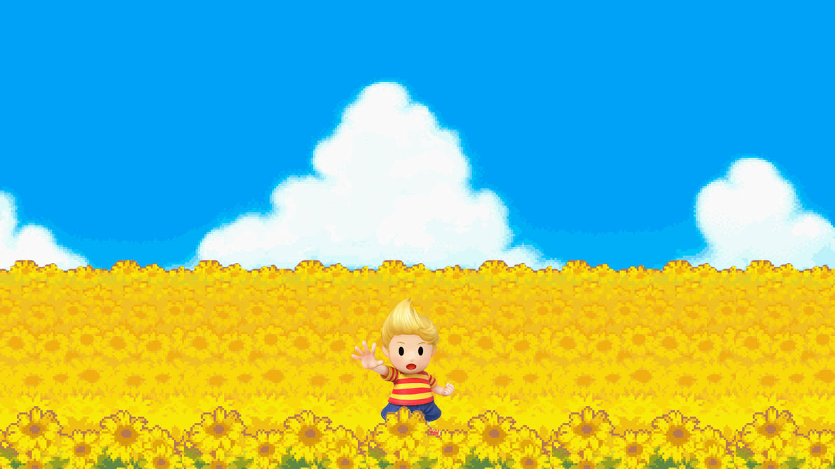 mother 3 wallpaper by zupertompa on deviantart