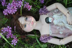 ladoll bjd doll Vanessa 3