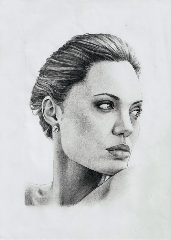 Angelina Jolie by sebus195