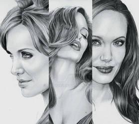 Angelina Jolie by sebus195