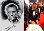 Daniel Craig - James Bond 007