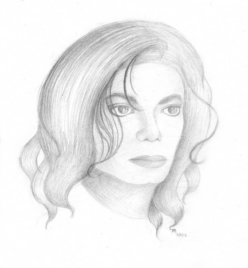 M J Sketch Images Random MJ Sketch by
