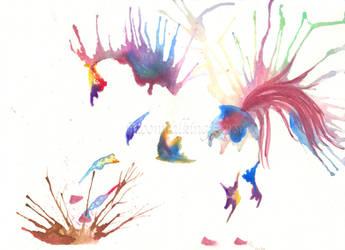 Fresh Paint II: The Runs by MoonwalkingHorse