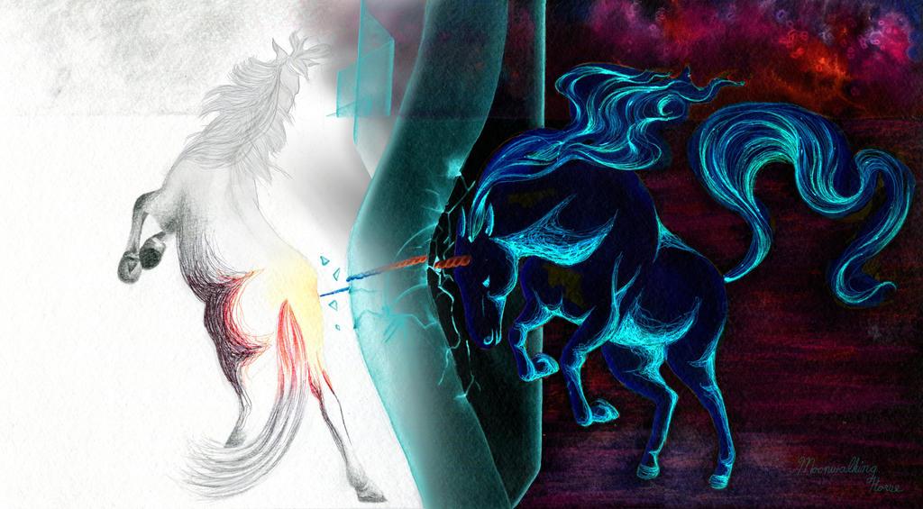 Artistic Journey by MoonwalkingHorse