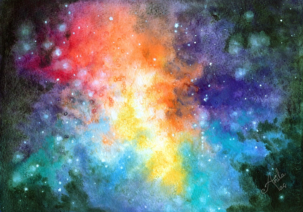 Universal Space by MoonwalkingHorse