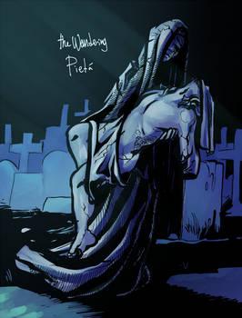 CDC/Inktober 14 - Wandering Pieta
