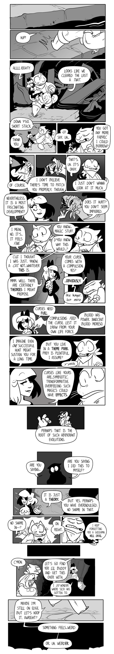 Haunted Library R5 part 1 by flatw00ds