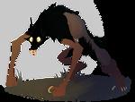 CDC day 28 - Werewolf