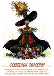 CDC day 5 - Scarecrow Sorceror by flatw00ds
