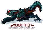 CDC day 24 - Blood Thief