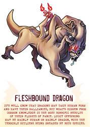 Day 47 - Fleshbound Dragon