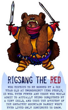 Day 48 - The Red Bandit