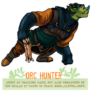 Day 49 - Orc Hunter
