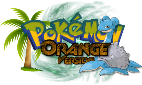 Pokemon Orange Version 3 by PEDRO121