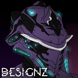 Warframe Volt Icon by CHAOZELECTRIC