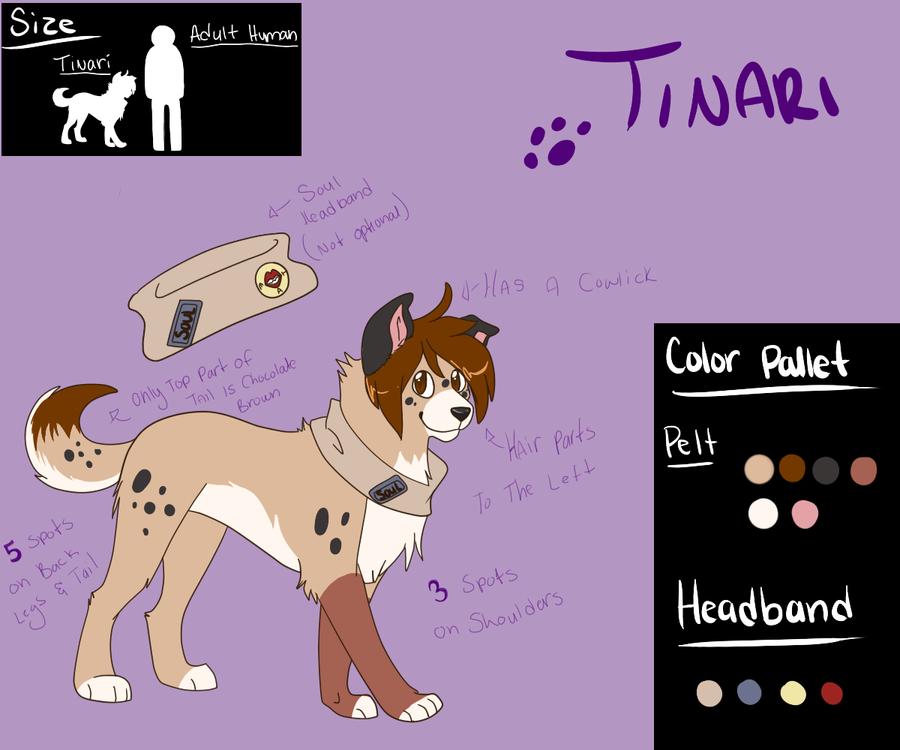 Tinari Reference by Tinnypants
