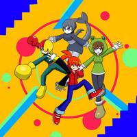 Hikaru Mix by RedFlamingHood