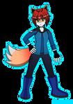Mitsuki by RedFlamingHood