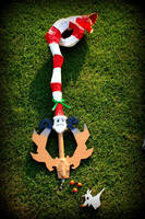 Decisive Pumpkin keyblade by CosplayGearHouse