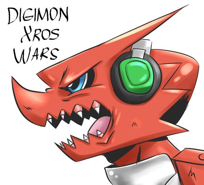 ... Digimon Xros Wars Never Give Up Download Digimon Xros Wars New World