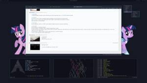 Twily Linux Desktop