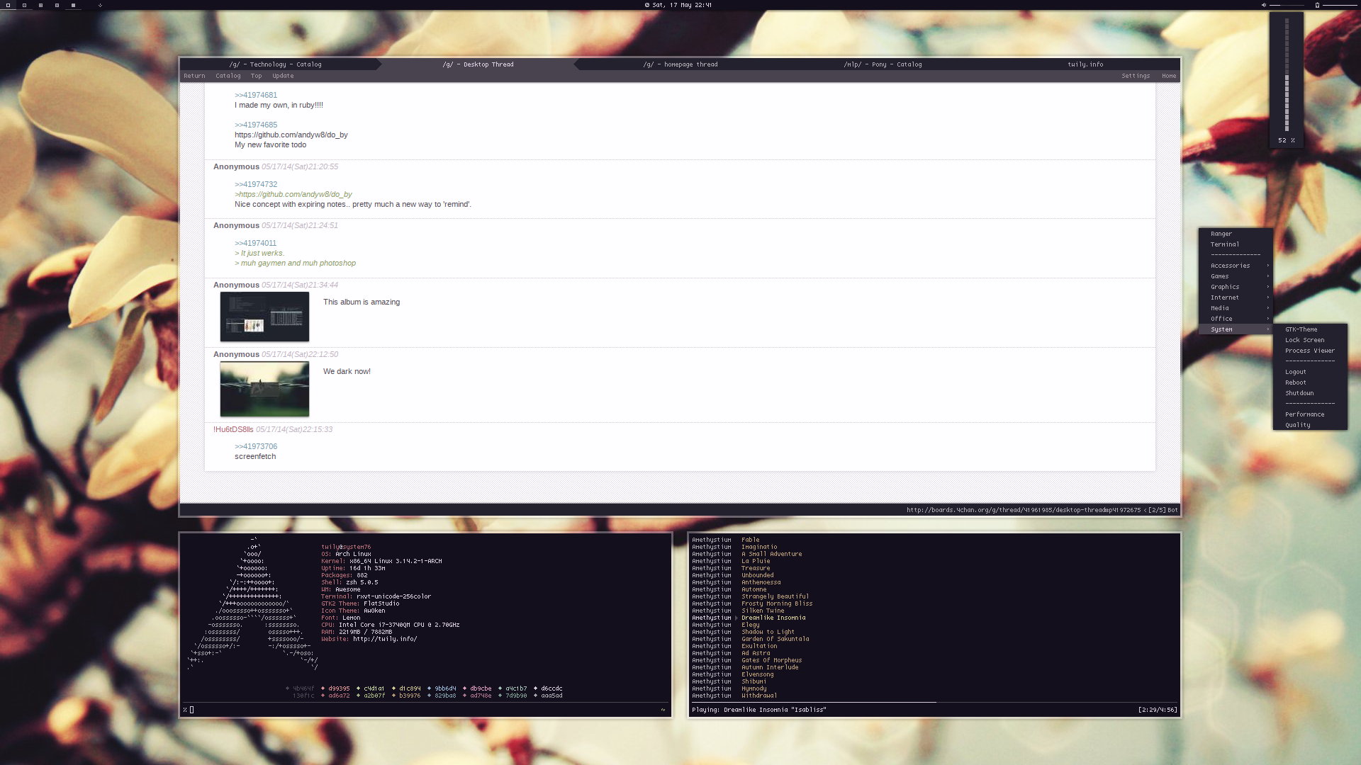 Twily Linux Desktop v2 by dwv91